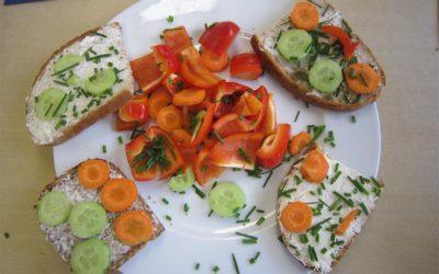 Ernährungsführerschein – Klasse 3